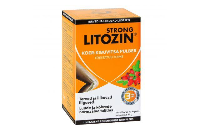 Litozin Strong kapslid N90