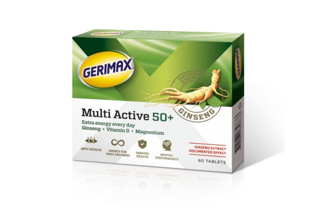 GERIMAX MULTI ACTIVE 50+ N60