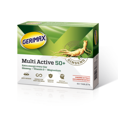 GERIMAX MULTI ACTIVE 50+ N60