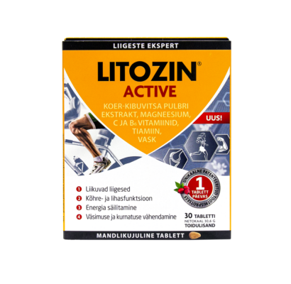 Litozin Active N30